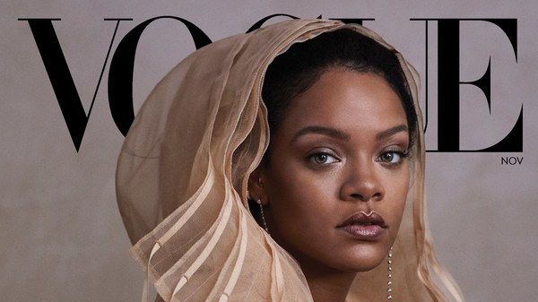 Rihanna's Vogue Cover: The Singer Talks Fenty, That Long-Awaited Album & Trump