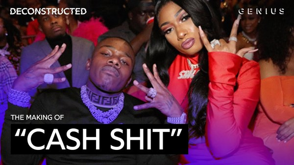 "The Making Of Megan Thee Stallion & DaBaby's ""Cash Shit"" With LilJuMadeDaBeat"