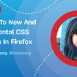 A Guide To New And Experimental CSS DevTools In Firefox