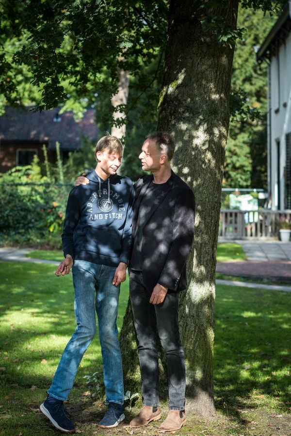 De zoektocht van vader Laurens Verhagen naar een huis voor zijn meervoudig gehandicapte zoon Boris.