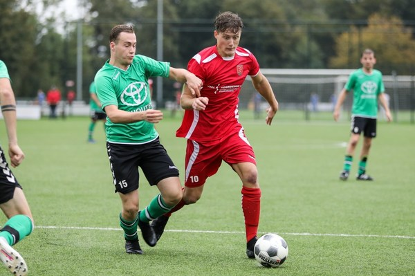 Peursum baalt het meest van puntendeling met SV Noordeloos