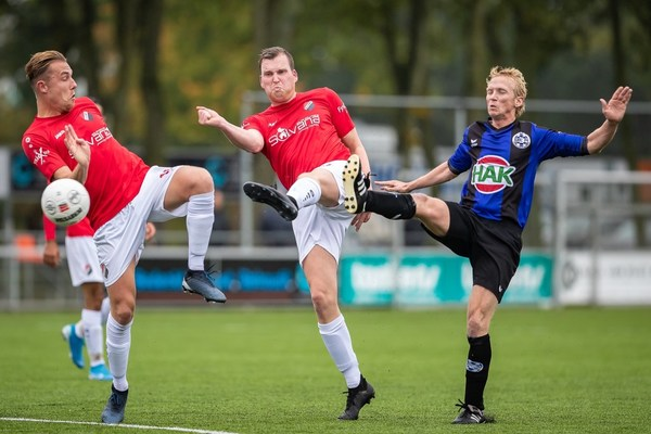 GRC 14 vol passie naar 5-0 in attractief duel tegen Nivo Sparta [foto-update]