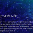 RPA - An Executive Primer
