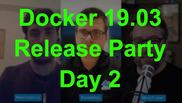 Watch Demos of Docker Context From My YouTube Live Show
