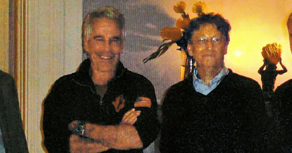 Bill Gates Met With Jeffrey Epstein Many Times, Despite His Past