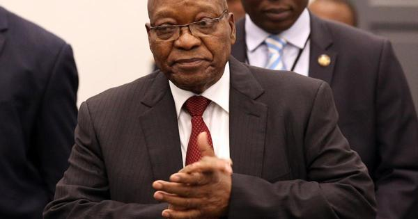 Zuma returns to court to face graft charges | eNCA