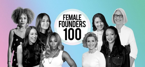 The 100 Women Building America's Most Innovative and Ambitious Businesse