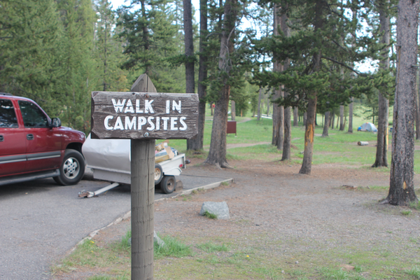 Panel suggests privatizing campgrounds in national parks