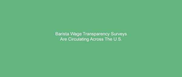Radical Wage Transparency Surveys Sweep the Country