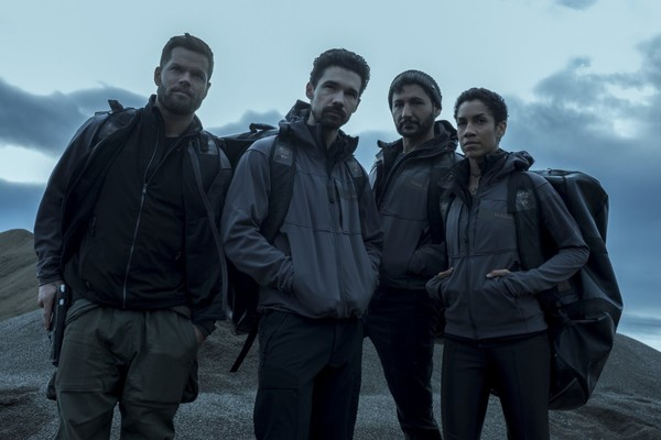 7 series de ciencia ficción en Amazon para la espera de 'The Expanse'