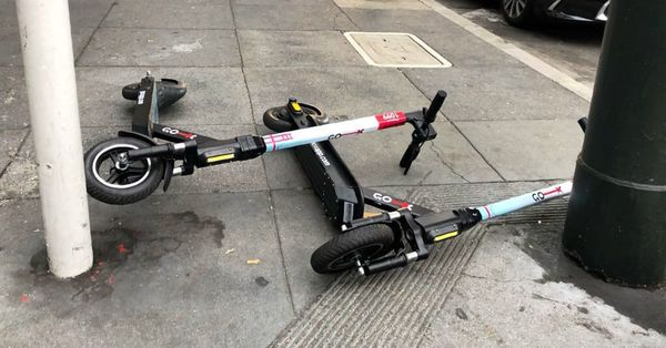 Thousands of new e-scooters hit San Francisco streets today