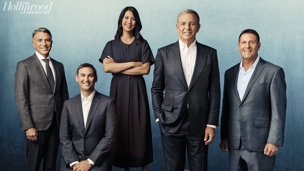 Bob Iger Bets the Company (and Hollywood's Future) on Streaming