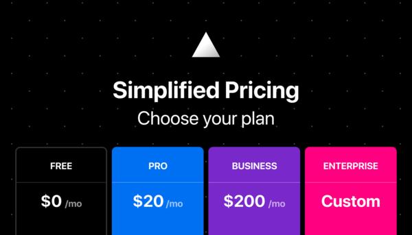 Simplified Pricing - ZEIT
