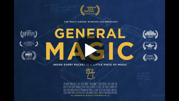 GENERAL MAGIC - Official Trailer