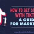 Starten met TikTok