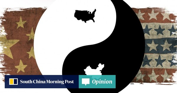 Opinion: China is yin, the US is yang, and they need each other