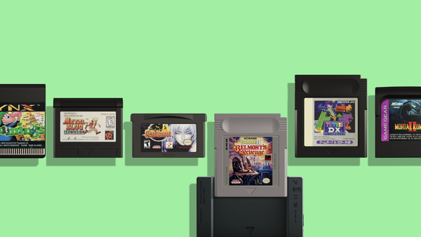 Dit is de Analogue Pocket: de perfecte handheld voor Game Boy games