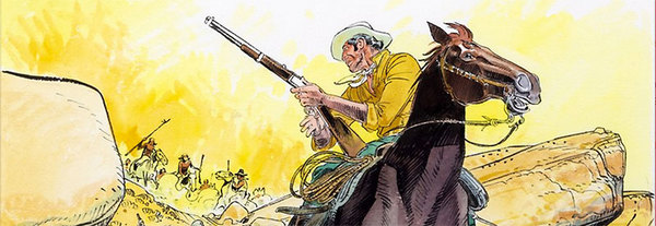 Boucq - Original Illustration