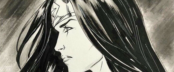Jason Fabok - Wonder Woman Original Commission