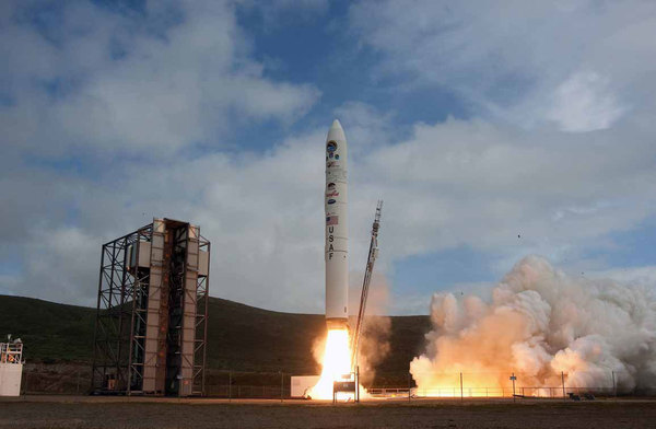 Air Force selects eight launch providers to compete for $986 million worth of orders