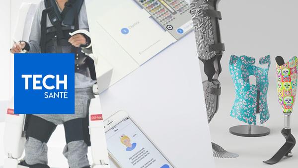 Tech Santé #1 : Homme bionique, GAFA & États, Gadget-au-santé
