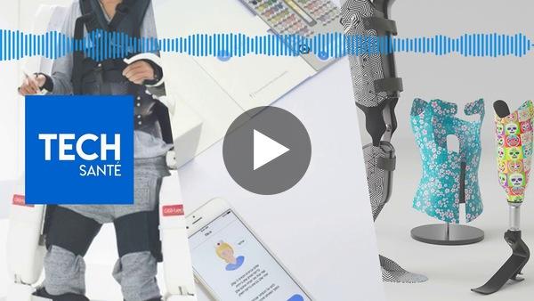 Homme bionique, GAFA & États, Gadget-au-santé - Tech Santé