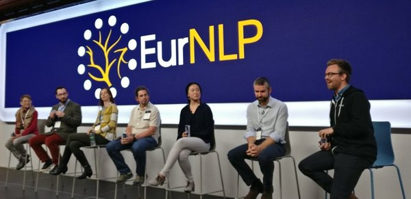 The panel at EurNLP 2019