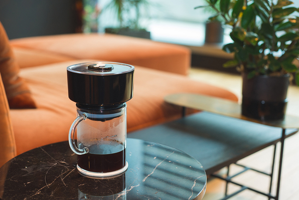 Frank de Paula - FrankOne™ Cold Brew and Coffee Maker