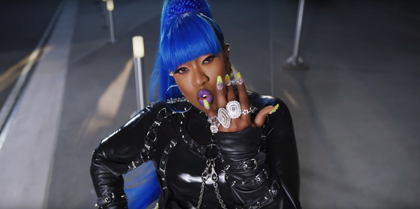 Missy Elliott ft. Sum1 - DripDemeanor