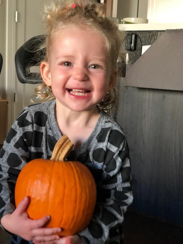 We love pumpkins!