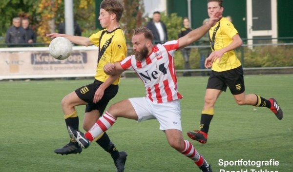 SVW dendert maar door: 5-0 tegen SV Meerkerk