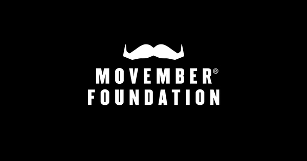 Movember. Changing the face of men's health