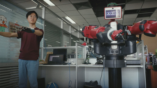 China's AI Revolution (video)