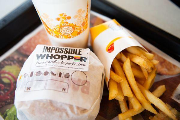 Studie: Burger King profitiert vom neuen Impossible Whopper massiv