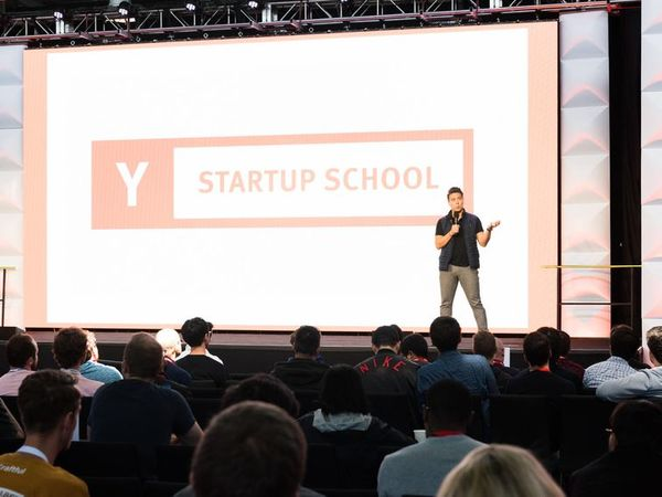 At Y Combinator's Startup School, it's not all tech cheerleading