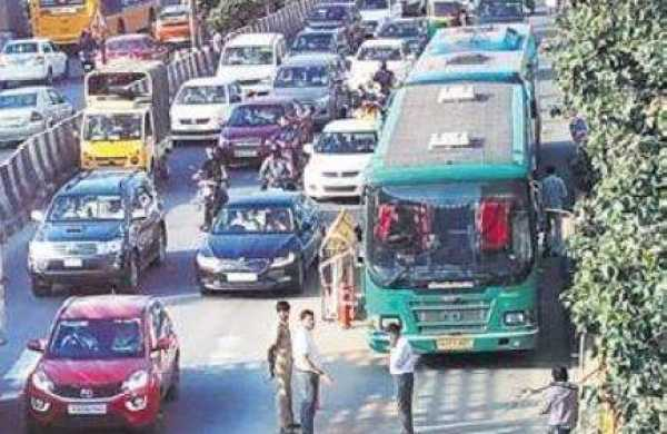 Bus lanes to go hi-tech with AI, GPS