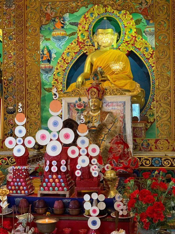 Kurukullé Puja in Nepal