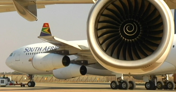 UPDATE: SAA, Comair flights grounded | eNCA