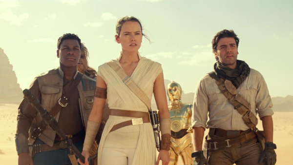 Star Wars: The Rise of Skywalker trailer belooft een episch slotstuk