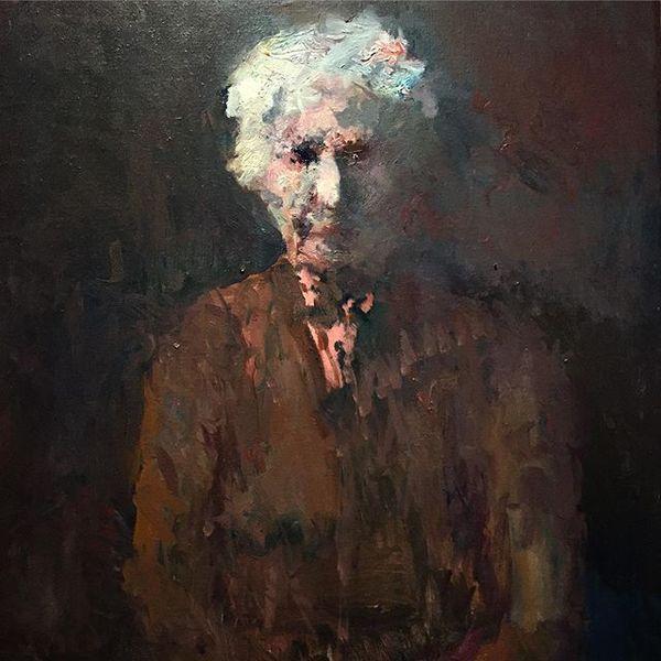 Portrait of Charlotte van Pallandt door Kees Verweij - Dordrechts Museum