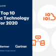 Gartner Top 10 Strategic Technology Trends for 2020