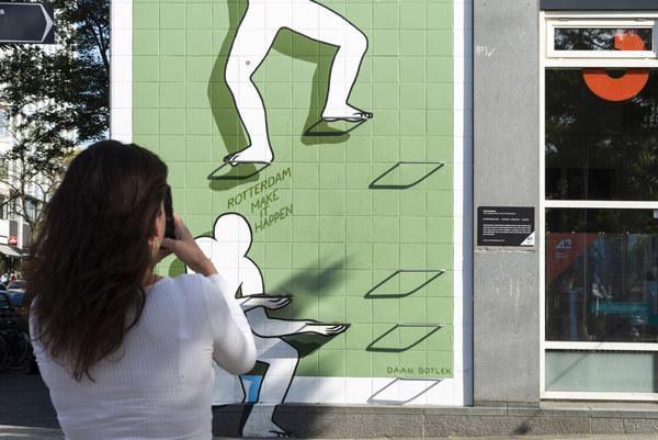 Hoe Insta-kunst de stad in de uitverkoop zet (NL)