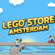 LEGO opent een flagship store in Amsterdam - WANT