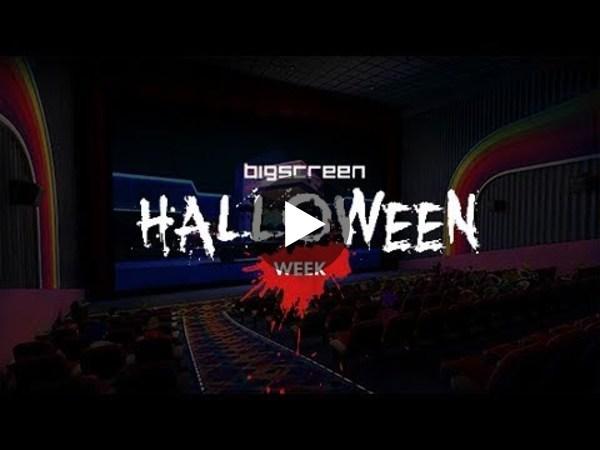 "Halloween Week in Bigscreen's ""Spooky Update"""