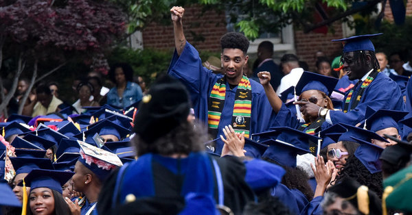 Historically Black Colleges' Sink-or-Swim Moment