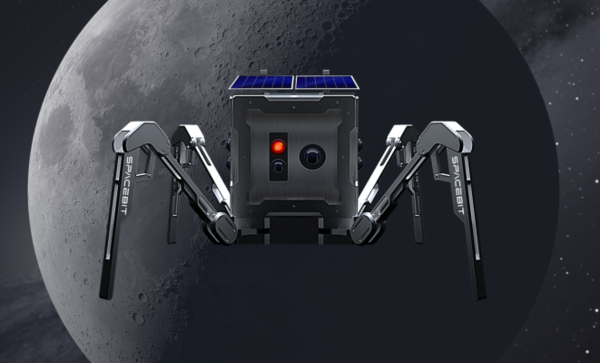 Legged lunar rover startup Spacebit taps Latin American partners for Moon mission