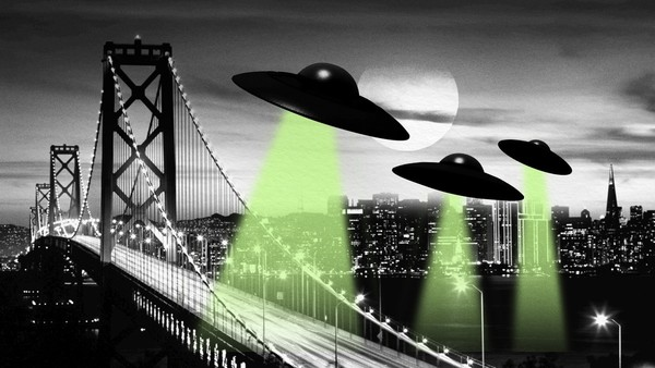 This Silicon Valley Startup Is Dedicated to Detecting UFOs Off the California Coast
