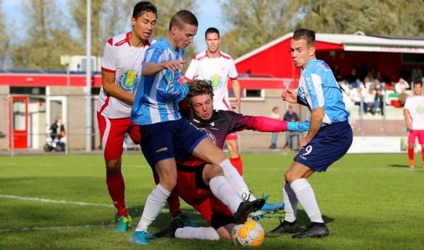 Heukelum mag handen dichtknijpen met punt tegen Roda Boys