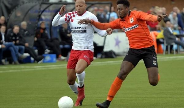 Kozakken Boys veert lichtjes op met 0-0 tegen Katwijk