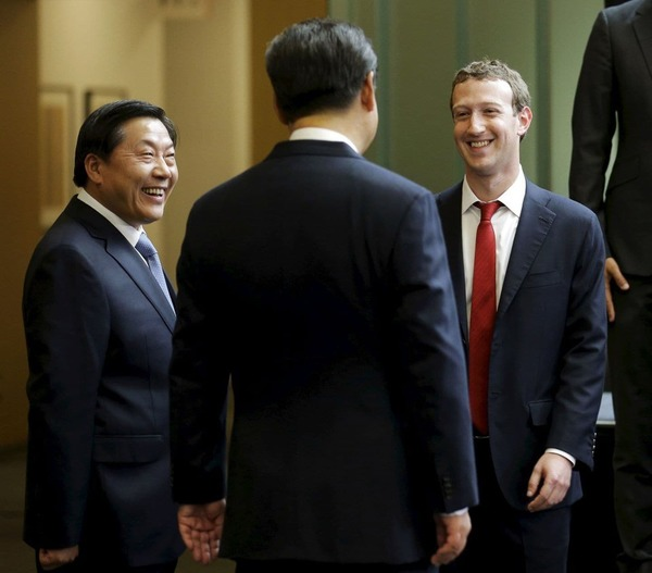 Why dictators love Facebook